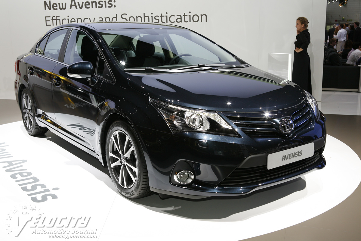toyota avensis 2012 review amazing pictures and images look at the car. Black Bedroom Furniture Sets. Home Design Ideas