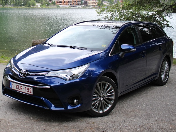 toyota avensis wagon 2009 review amazing pictures and images look at the car. Black Bedroom Furniture Sets. Home Design Ideas