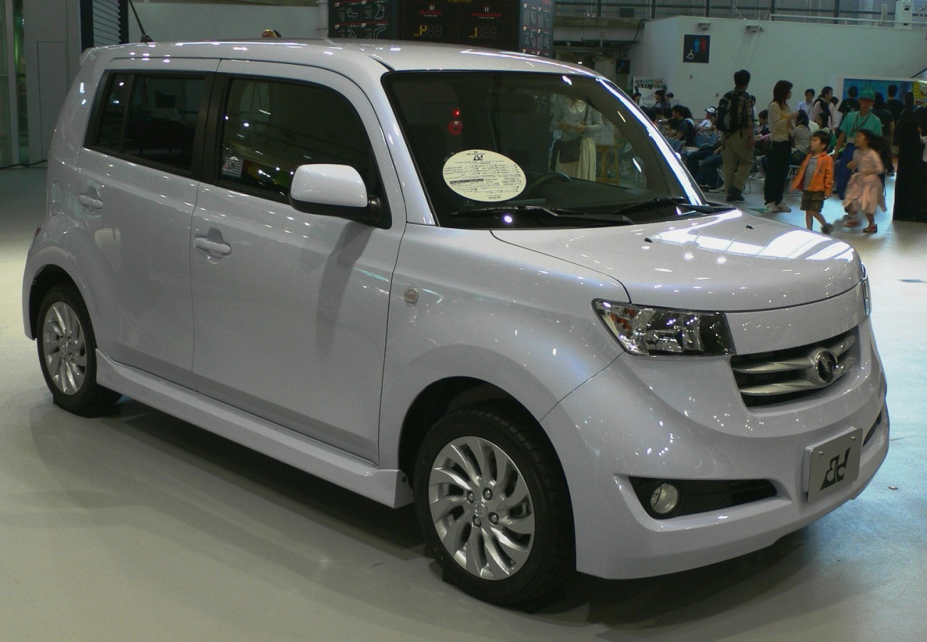 Toyota bb 2014 photo - 4