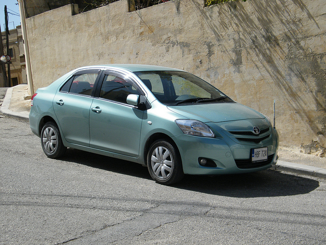 toyota belta 2012 review amazing pictures and images