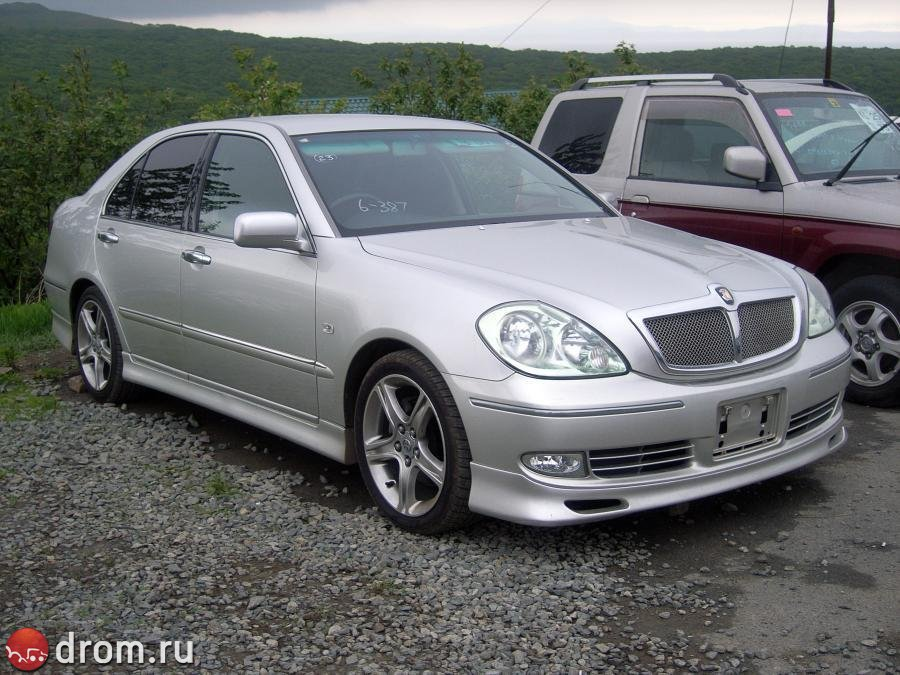 Toyota Brevis 2004: Review, Amazing Pictures and Images   Look at