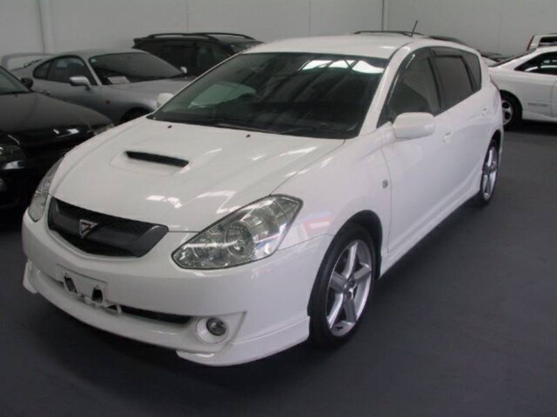 Toyota caldina 2002 photo - 4