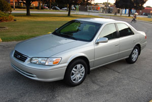 Other Photos To Toyota Camry 2001