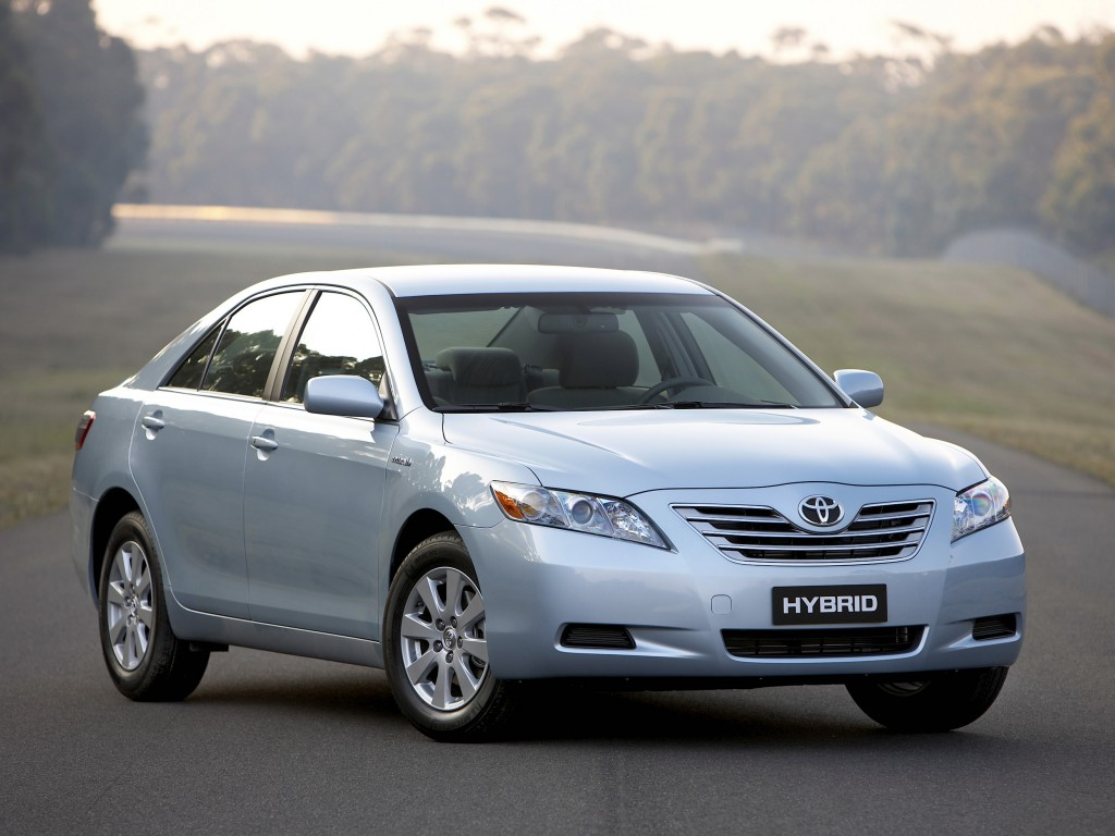 Other Photos To Toyota Camry Hybrid 2009