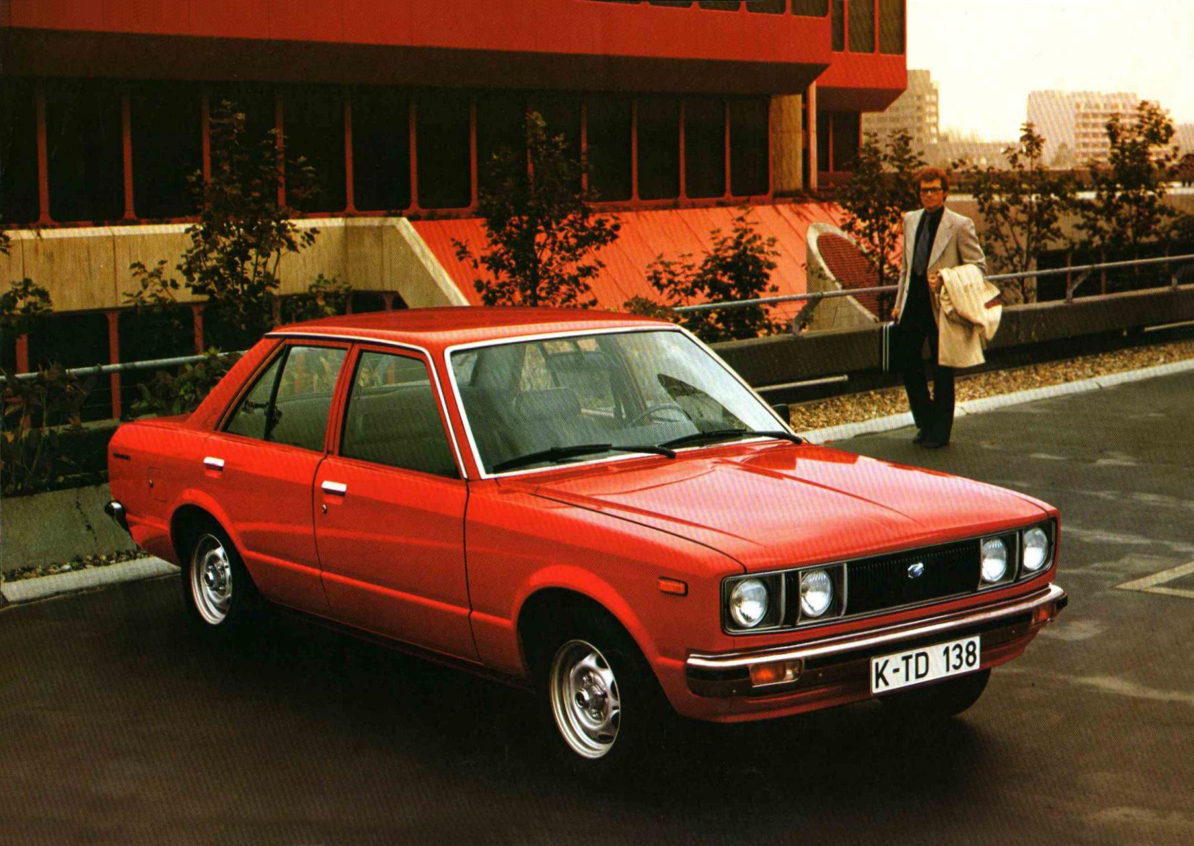 Toyota Carina 1977 photo - 3