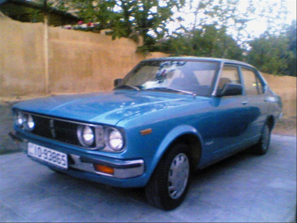 Toyota Carina 1977 photo - 4