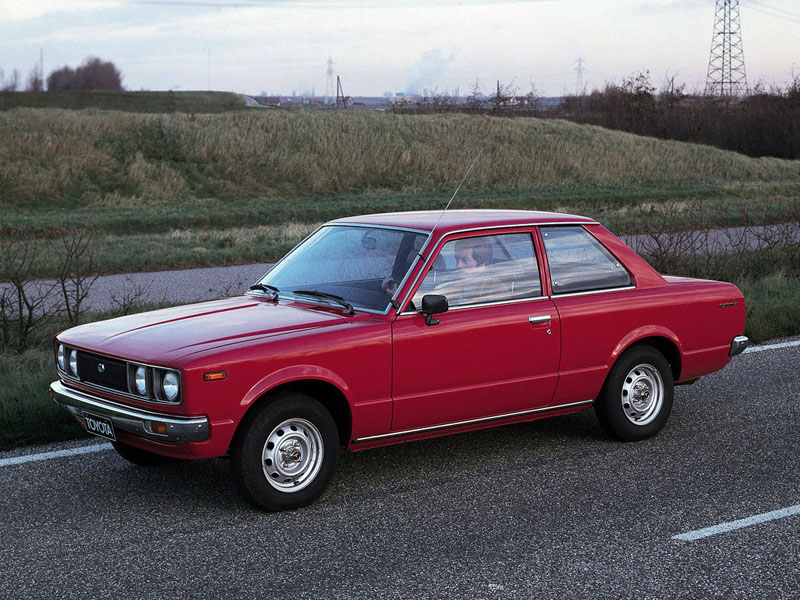 Toyota Carina 1977 photo - 5