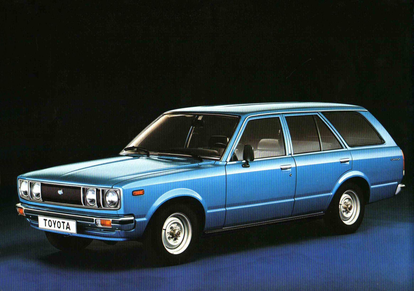 Toyota Carina 1977 photo - 6