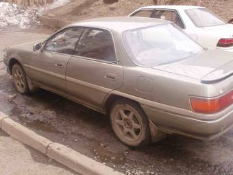 Toyota carina 1991 photo - 5