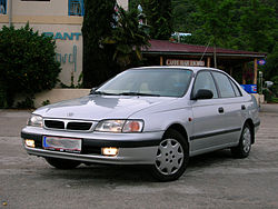 Toyota carina 2015 photo - 2