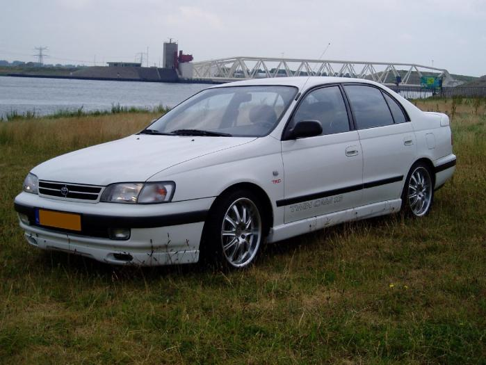 Toyota carina e 1994 photo - 2