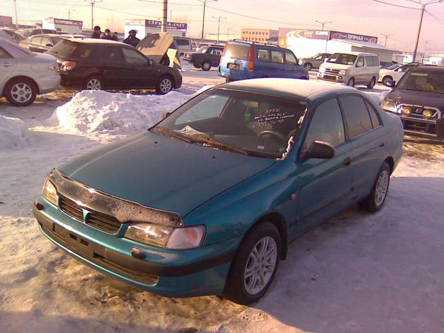 Toyota Carina E 1996 photo - 2