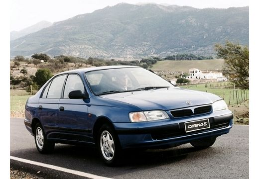 Toyota Carina E 1996 photo - 3