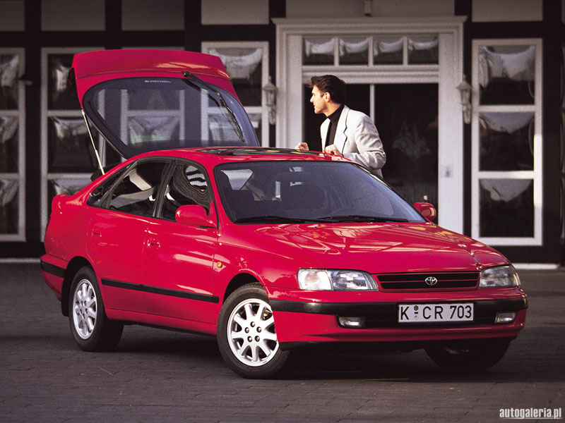 Toyota Carina E 1996 photo - 4