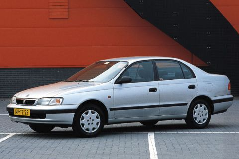 Toyota carina e 1997 photo - 4