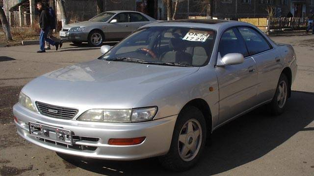 Toyota Carina Ed 1996 Review Amazing Pictures And Images Look At