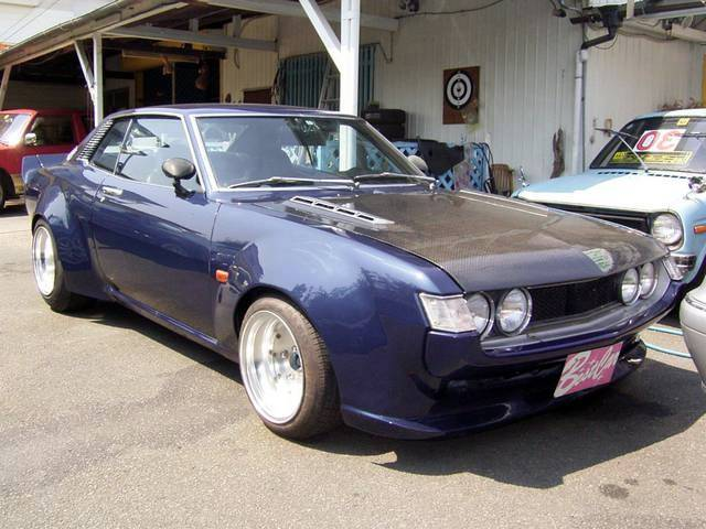 Toyota Celica 1973 Review Amazing Pictures And Images Look At The Car