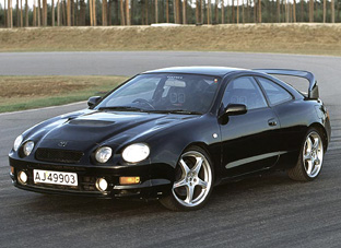 Toyota celica 1995 photo - 2