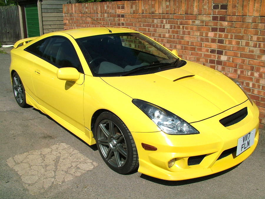 Image Result For Toyota Celica Review