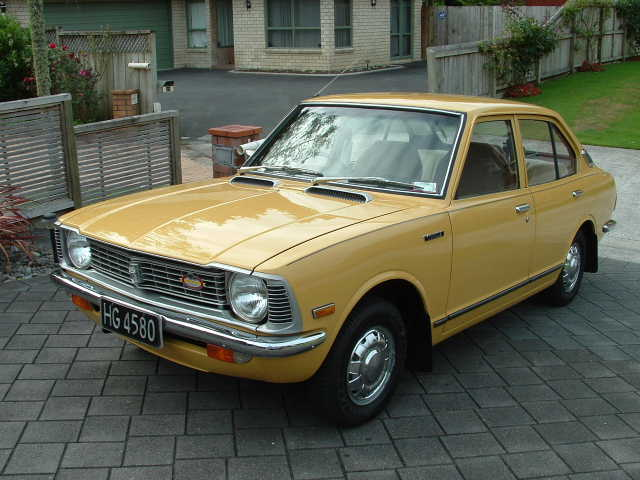 Toyota Corolla 1974: Review, Amazing Pictures and Images ...