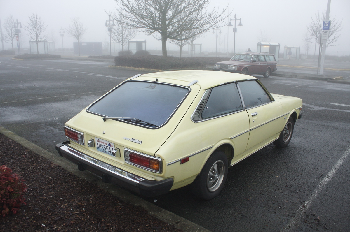 Toyota corolla 1978 photo - 5