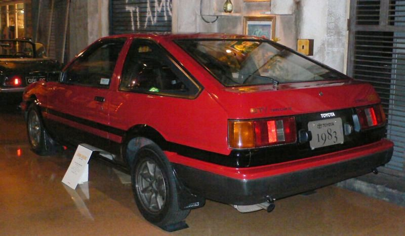Toyota Corolla 1983 Review Amazing Pictures And Images