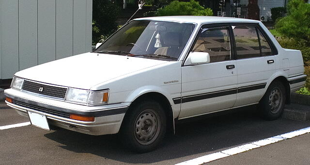 Toyota Corolla 1985 photo - 2