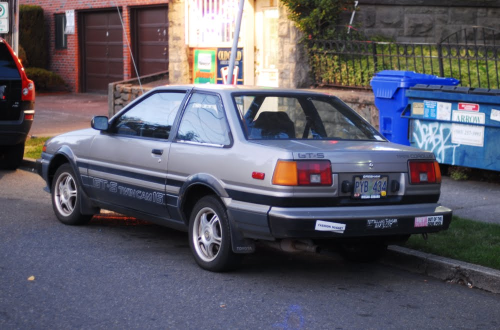 Toyota Corolla 1985 photo - 3
