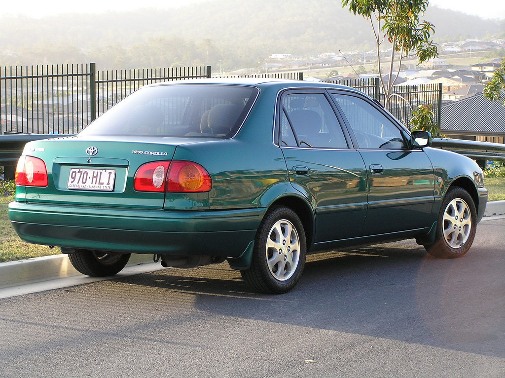 toyota corolla 1999 review amazing pictures and images look at the car. Black Bedroom Furniture Sets. Home Design Ideas