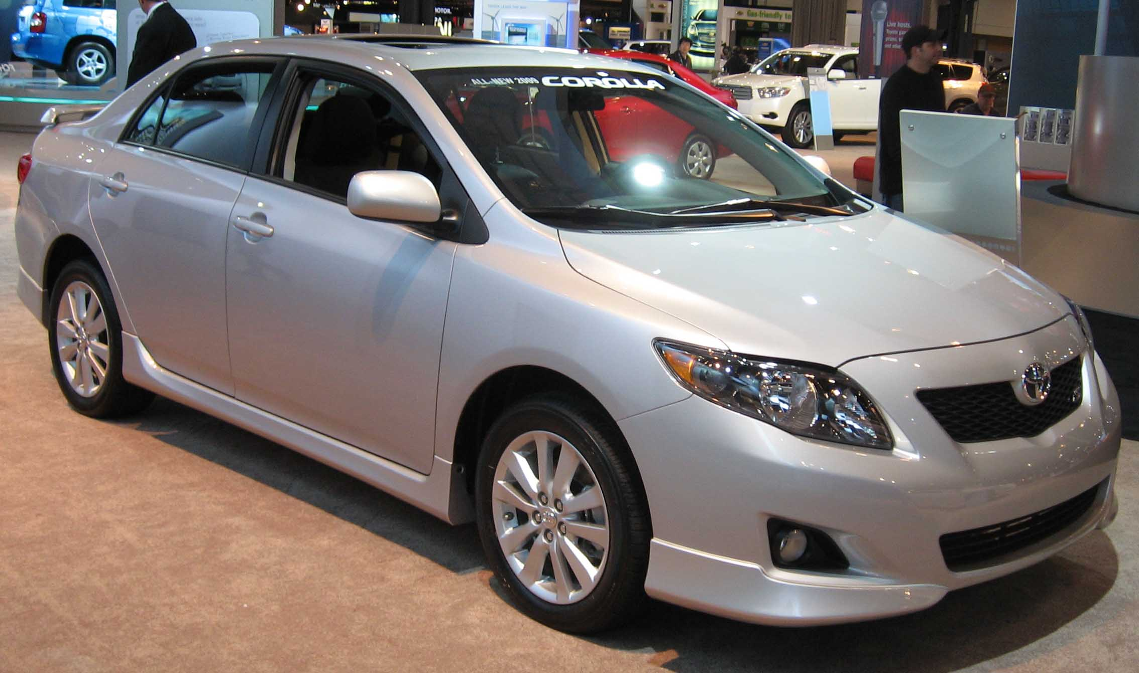Toyota Corolla 2009 photo - 2