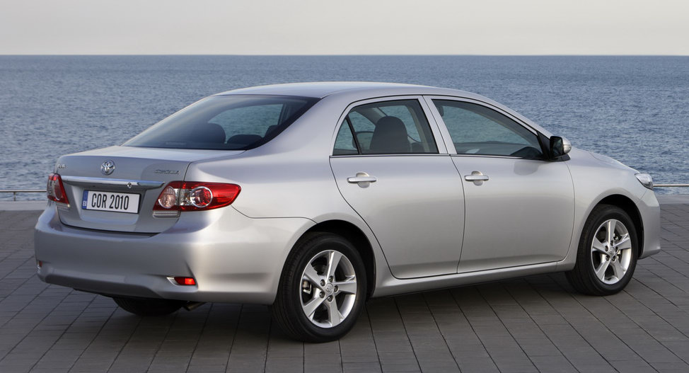 Toyota Corolla 2010 photo - 3