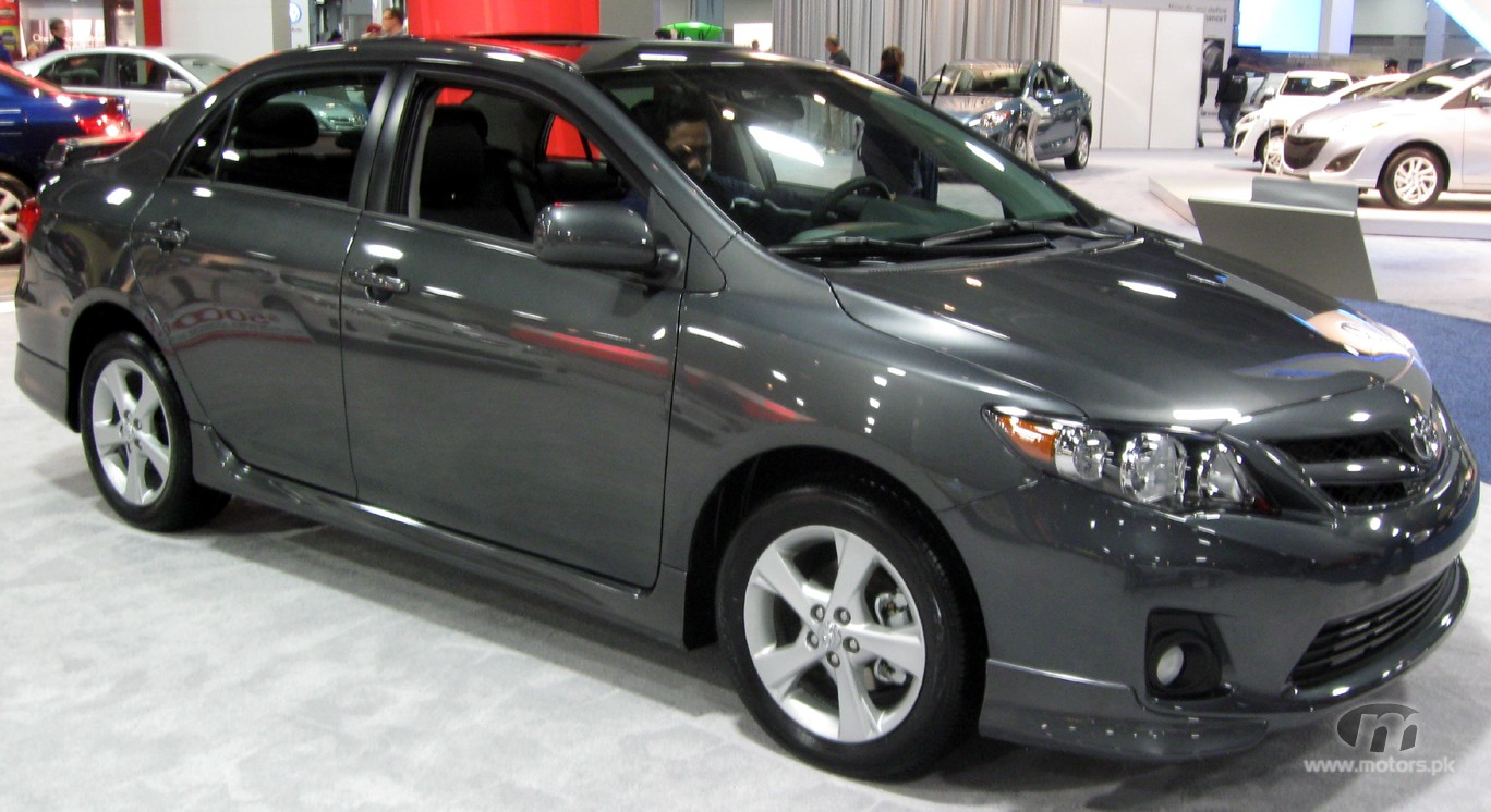 Lovely Other Photos To Toyota Corolla 2012