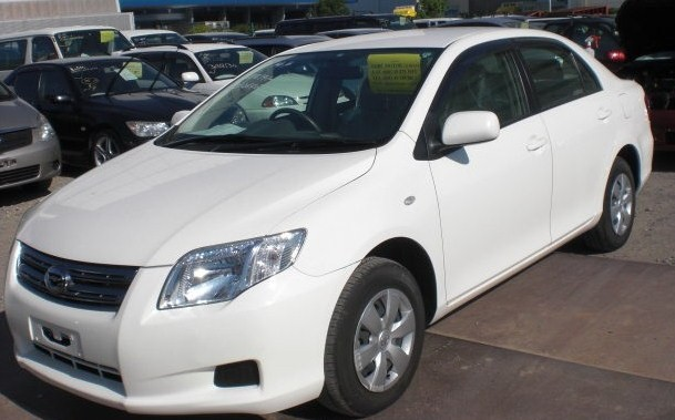 Toyota corolla axio 2008 photo - 5
