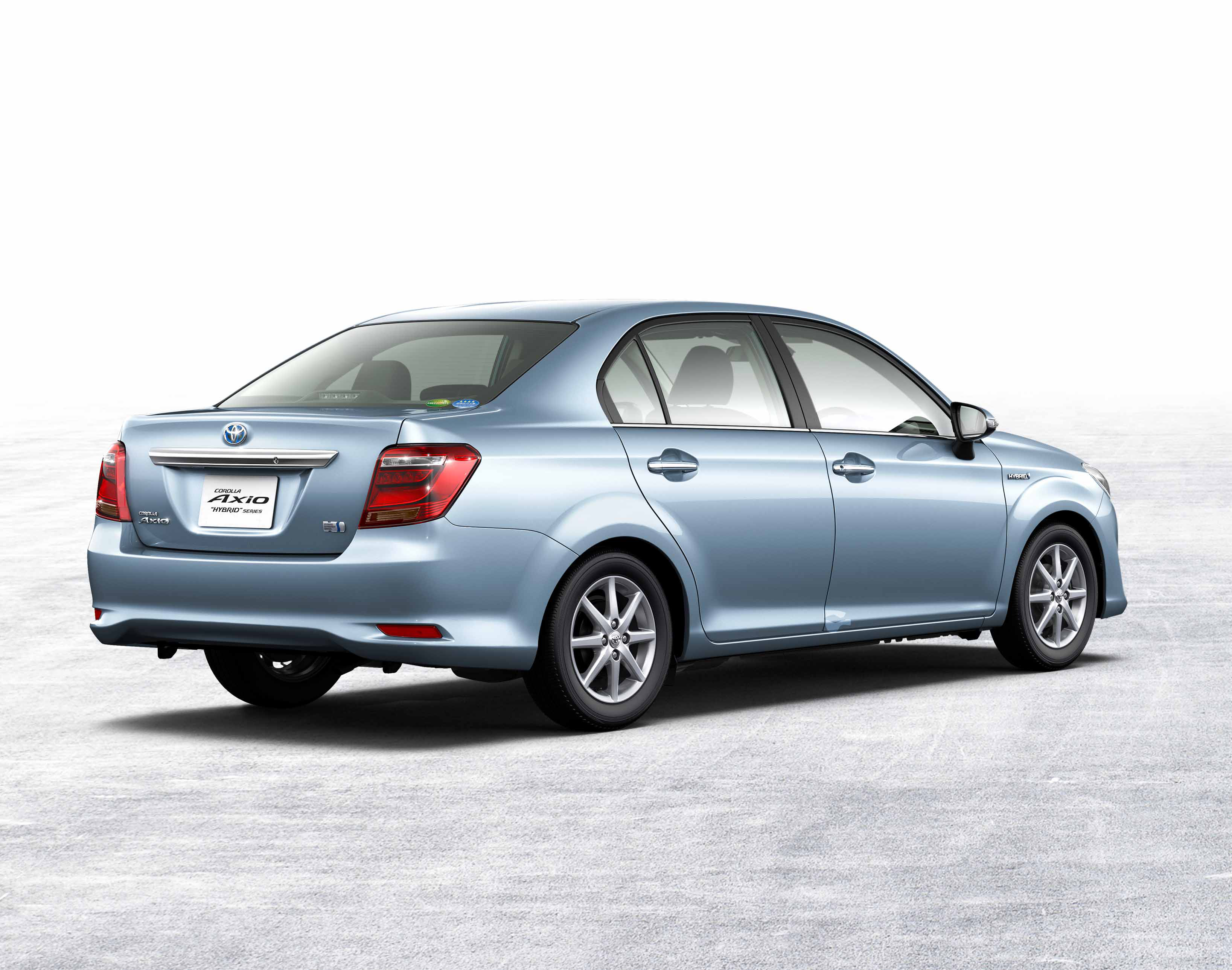 Toyota Corolla Axio 2015 Review Amazing Pictures And
