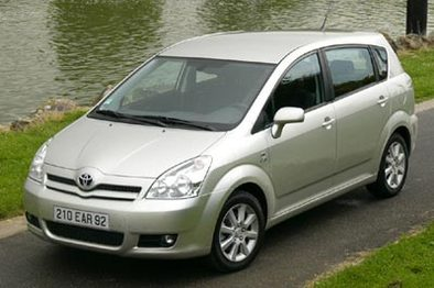 toyota corolla verso 2004 review amazing pictures and. Black Bedroom Furniture Sets. Home Design Ideas