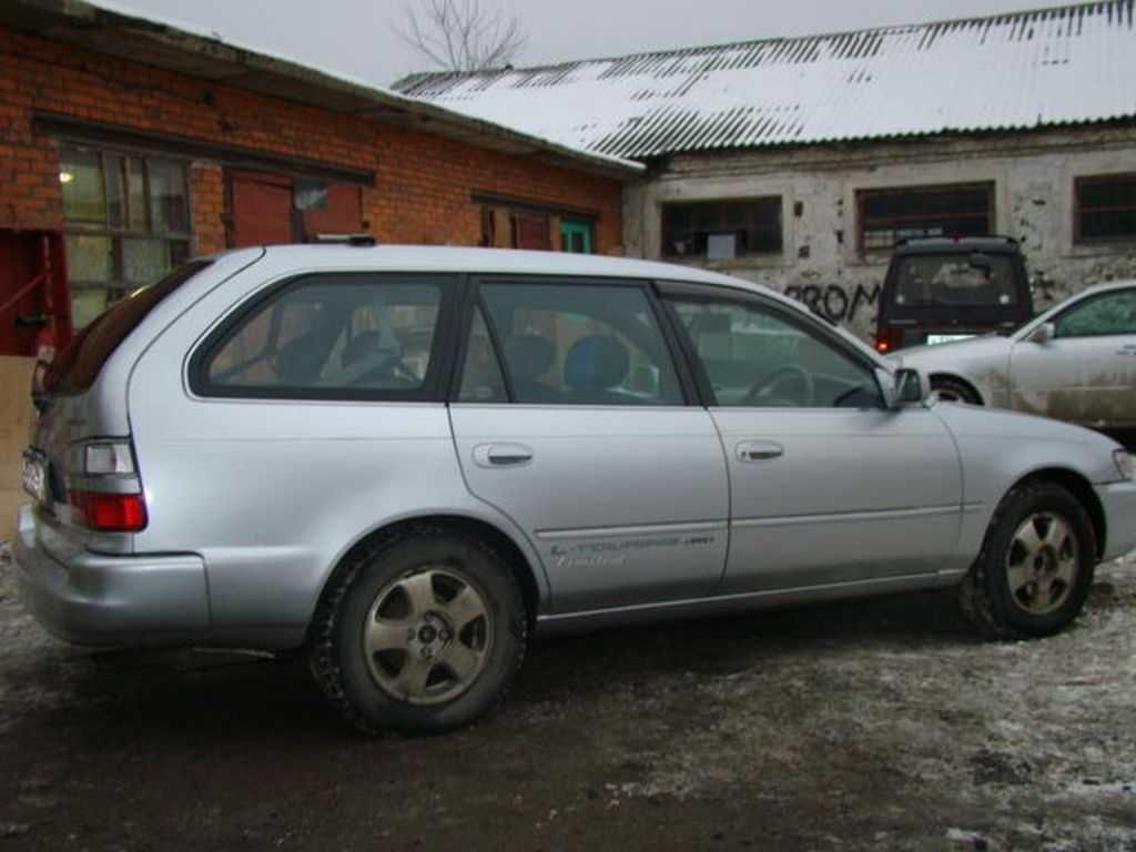 Toyota Corolla Wagon 1995 photo - 1