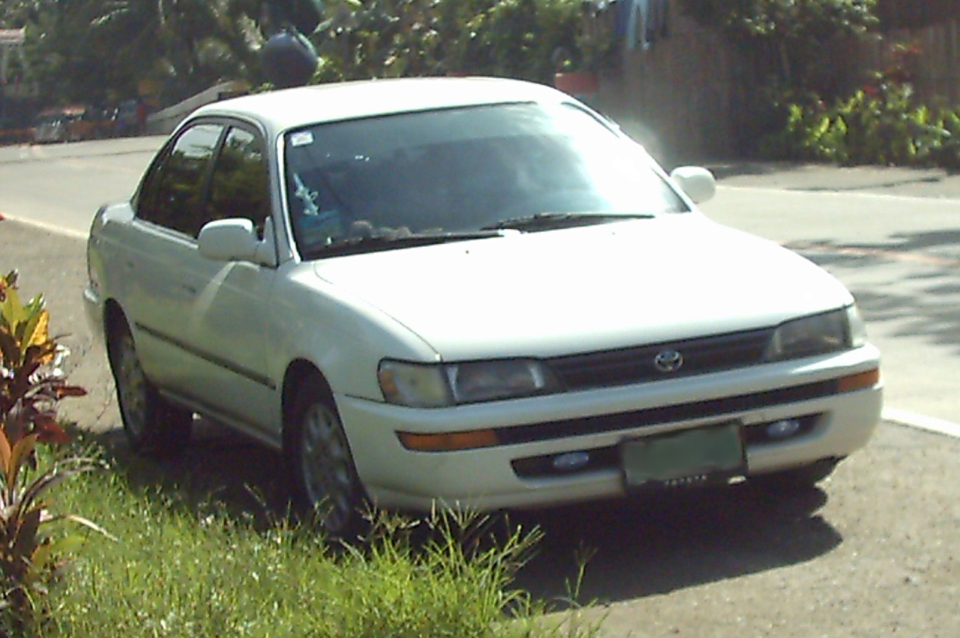 Toyota Corolla Wagon 1995 photo - 2