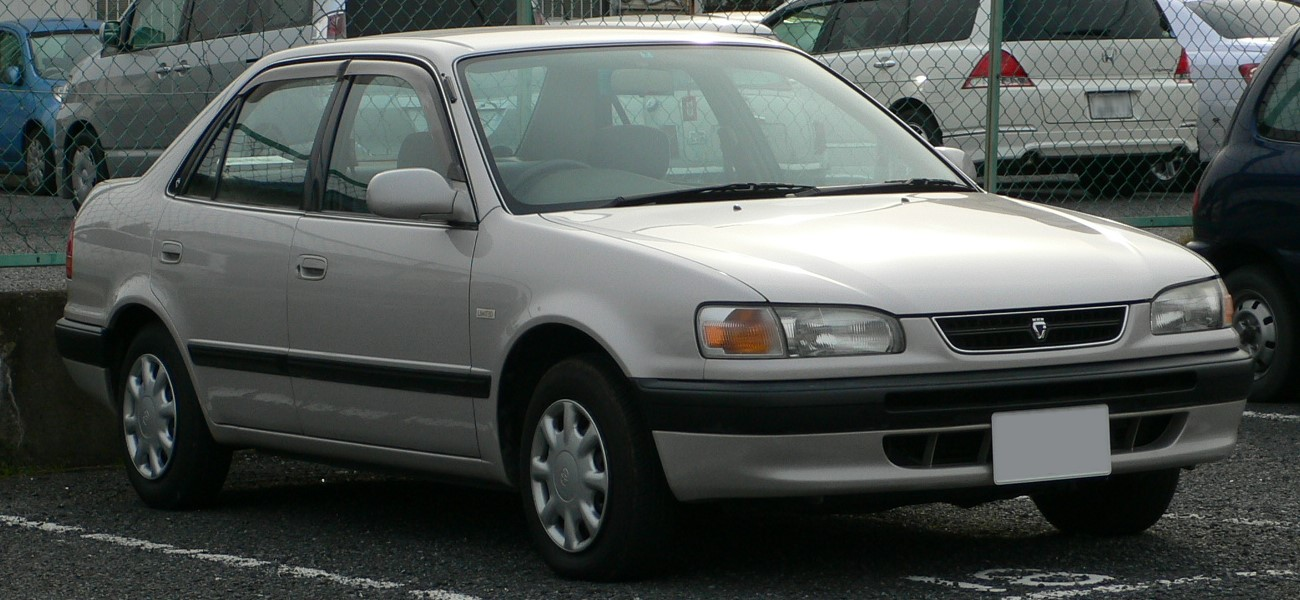 Toyota Corolla Wagon 1995 photo - 4