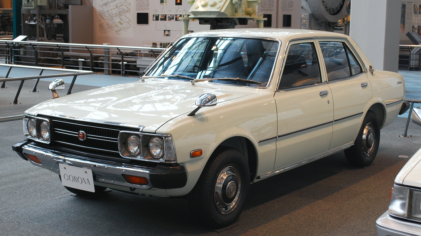 Toyota corona 1973 photo - 1