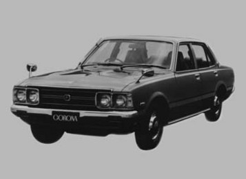 Toyota corona 1973 photo - 2
