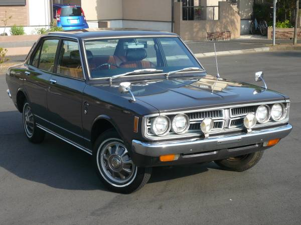Toyota corona 1973 photo - 5