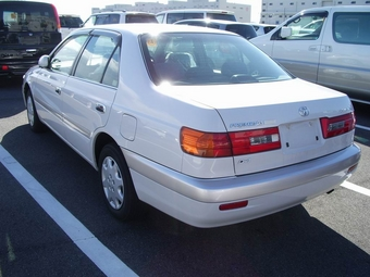 Toyota Corona 2001 photo - 2