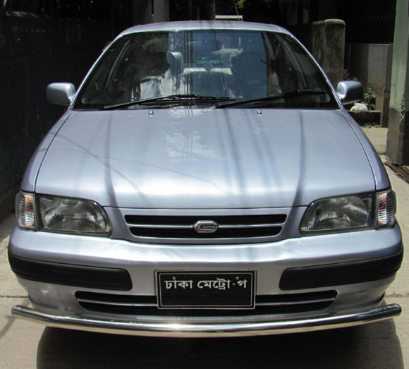 Toyota Corsa 1997 photo - 1