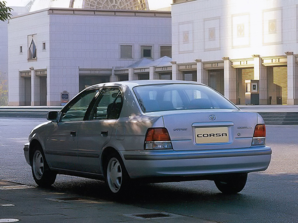 Toyota Corsa 1997 photo - 4