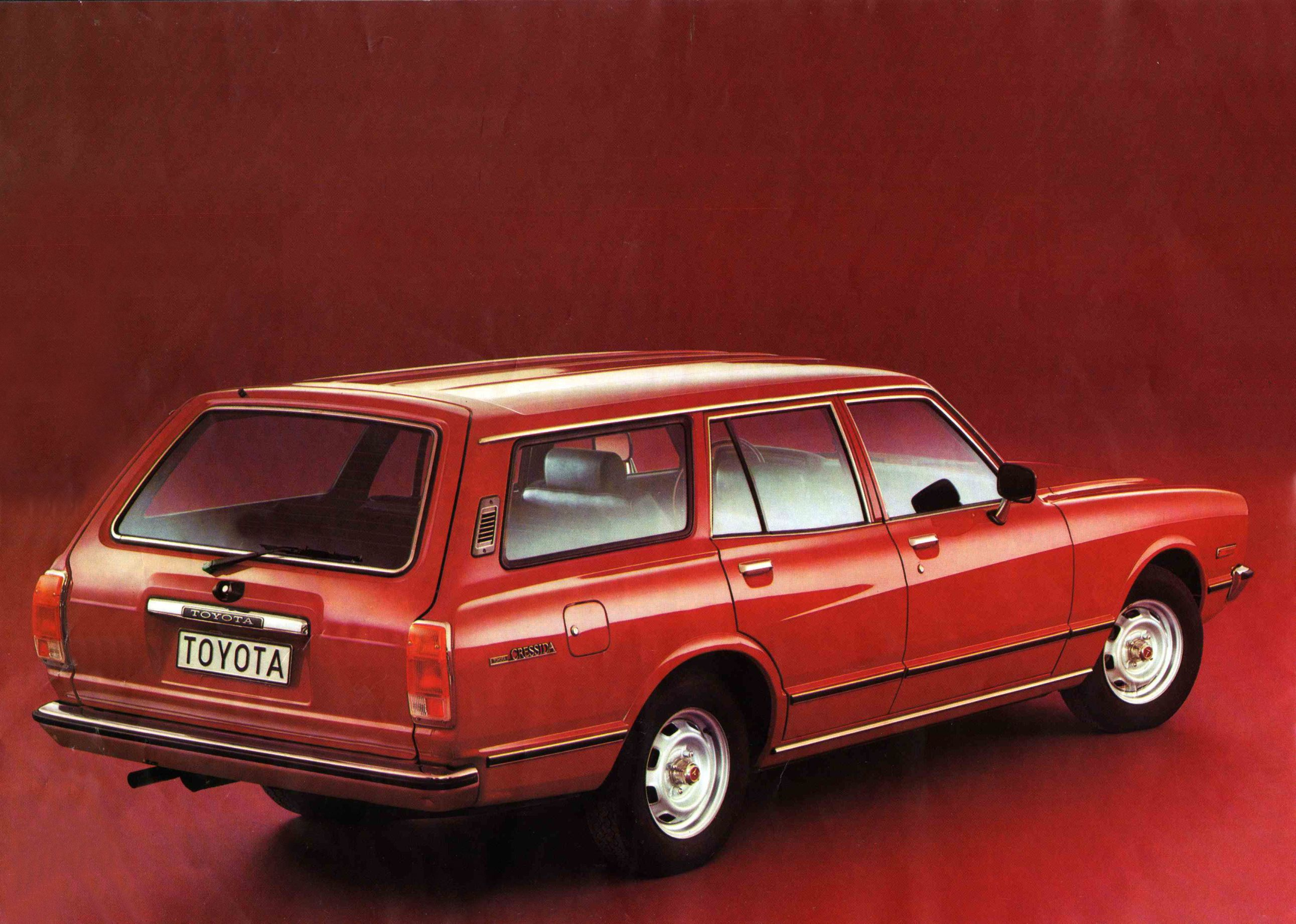 Toyota Cressida 1977 photo - 2
