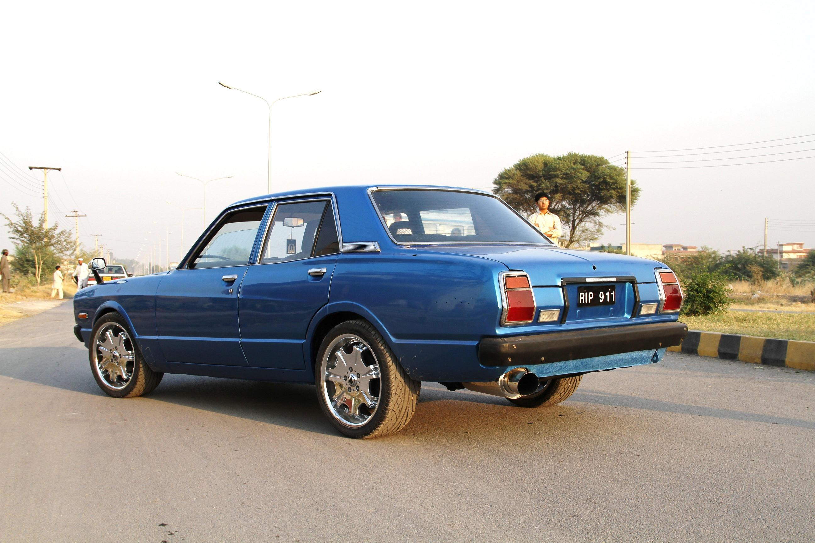 Toyota Cressida 1978 Review Amazing Pictures And Images