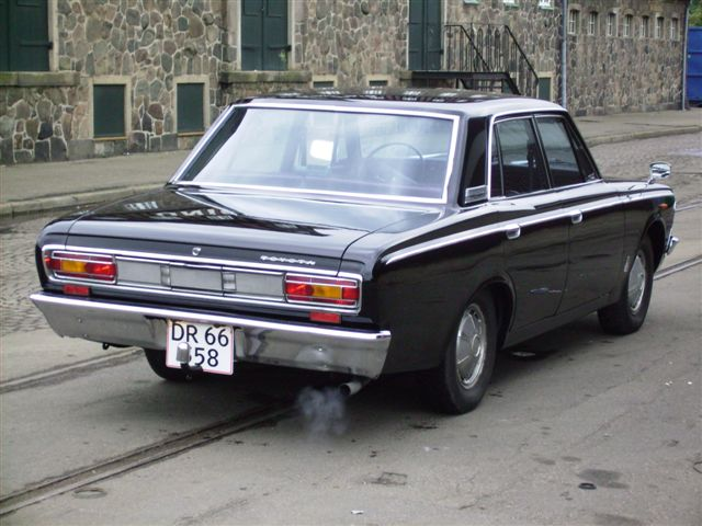 Toyota crown 1970 photo - 5