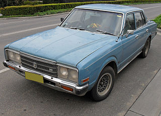 Toyota crown 1976 photo - 4