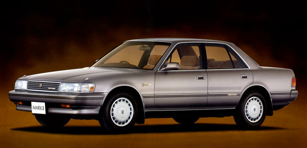 Toyota Crown 1984 Review Amazing Pictures And Images