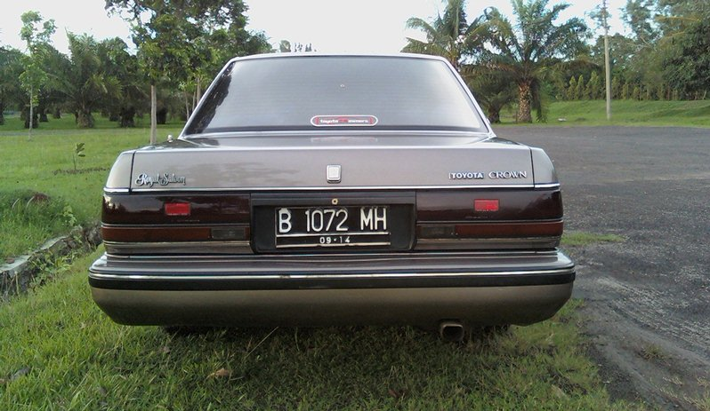 Toyota crown 1989 photo - 1